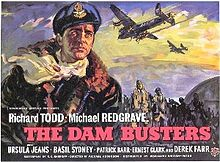 My father took me to see The Dambusters movie when it came to the Regal, Grimsby. He never mentioned the Minchin/Bourton connection