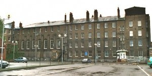 The workhouse, Shoreditch.